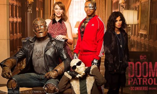 DC Universe's Doom Patrol gets a new promo video