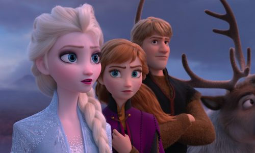 Elsa, Anna and the gang are back in Disney's Frozen 2 teaser trailer
