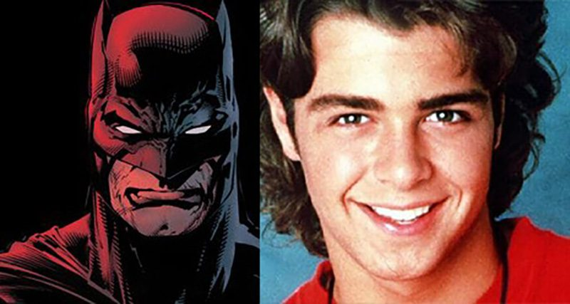 Joey Lawrence batman blossom1