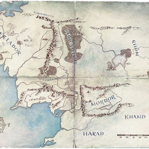 Amazon's The Lord of the Rings series could focus on first Rohan and Gondor alliance