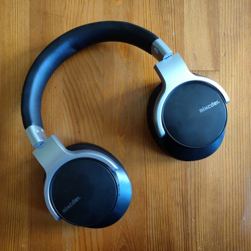 Mixcder E7, a budget-friendly ANC headphone (Review)