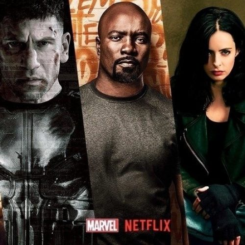 Marvel responds to Netflix canceling Punisher and Jessica Jones