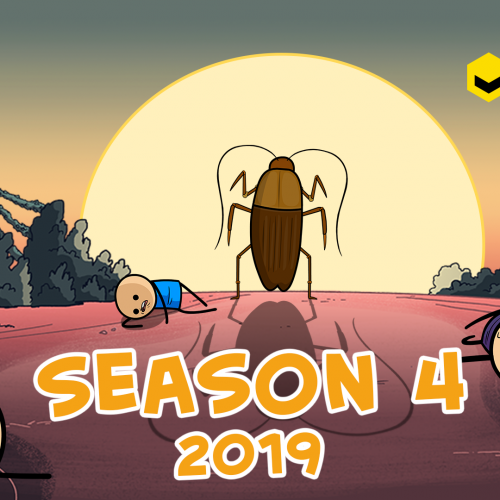 Season 4 of The Cyanide & Happiness Show set to debut on VRV