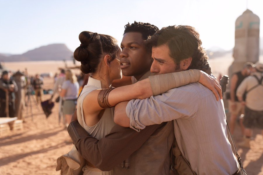 The Final 'Star Wars' Movie About The Skywalker Family Just Wrapped