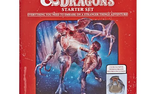 Stranger Things to become Dungeons & Dragons game