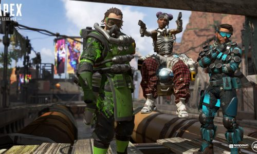 First impressions of Respawn's Apex Legends