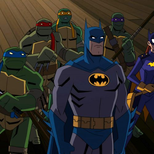 Batman teams up with Teenage Mutant Ninja Turtles for new animated movie