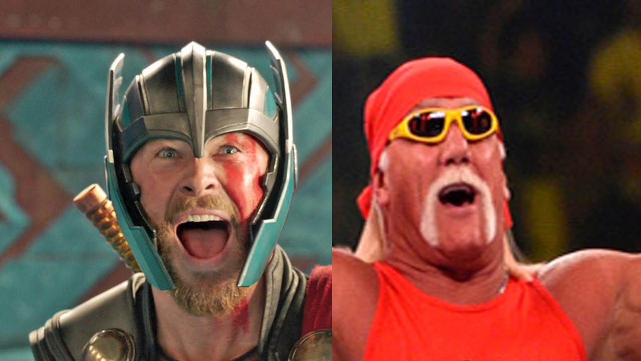 chris hemsworth thor hulk hogan