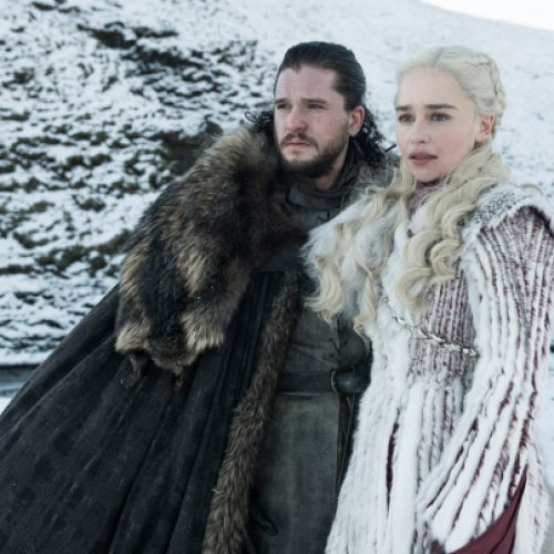 New Game of Thrones Season 8 photos include Jon Snow and Daenerys together