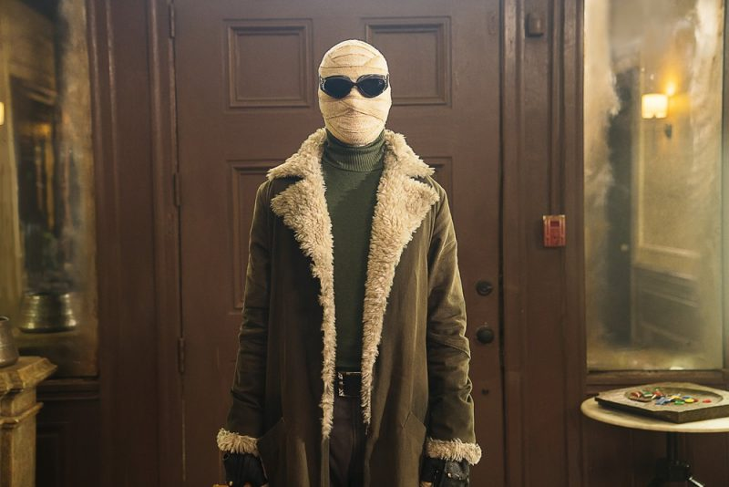 Matt Bomer on playing Negative Man on DC Universe's Doom Patrol