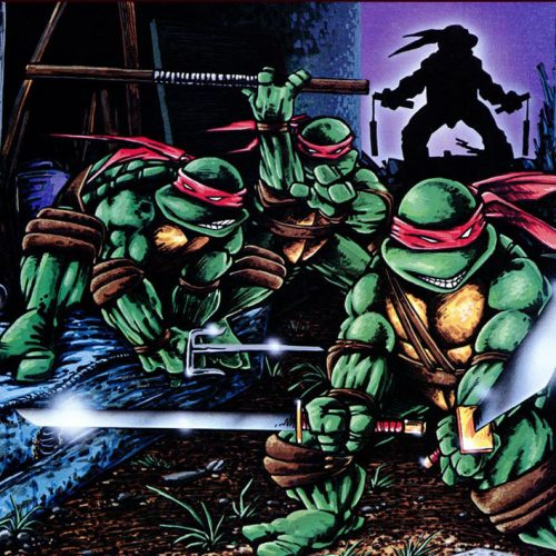 New Teenage Mutant Ninja Turtles movie coming to Netflix