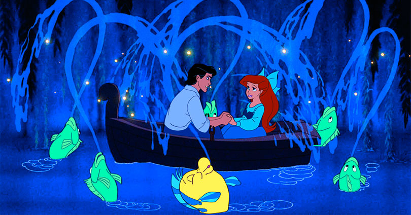 The Little Mermaid - Eric and Ariel