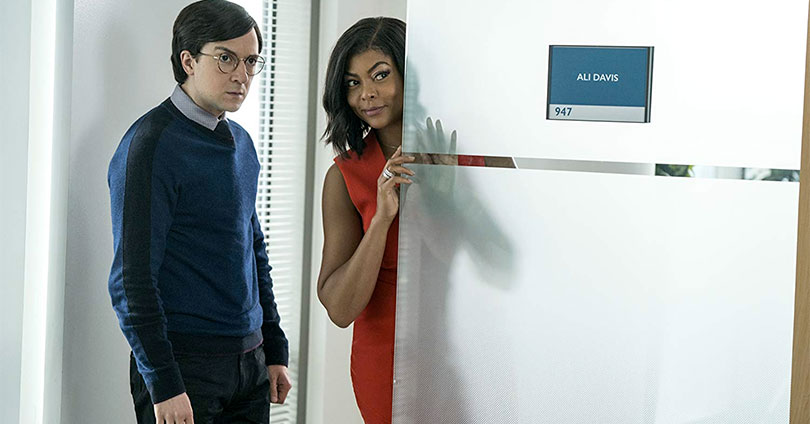 What Men Want - Josh Brener and Taraji P. Henson