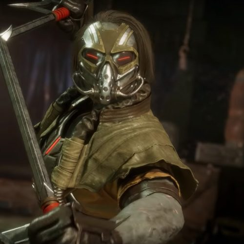 New Mortal Kombat 11 trailer reveals Kabal and his speedy fatality