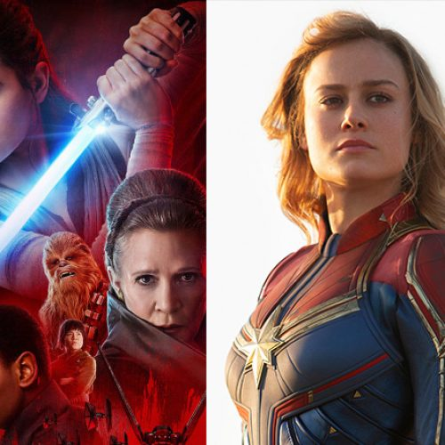 Rotten Tomatoes removes early audience reviews after Captain Marvel and Star Wars review bombing