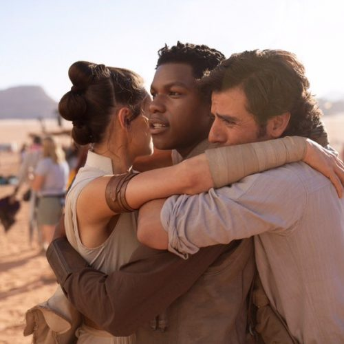 Rian Johnson is okay with J.J. Abrams retconning Rey's past in Star Wars: Episode IX