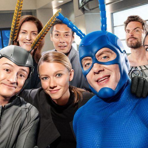 Amazon's The Tick Season 2 trailer teases new heroes and villains