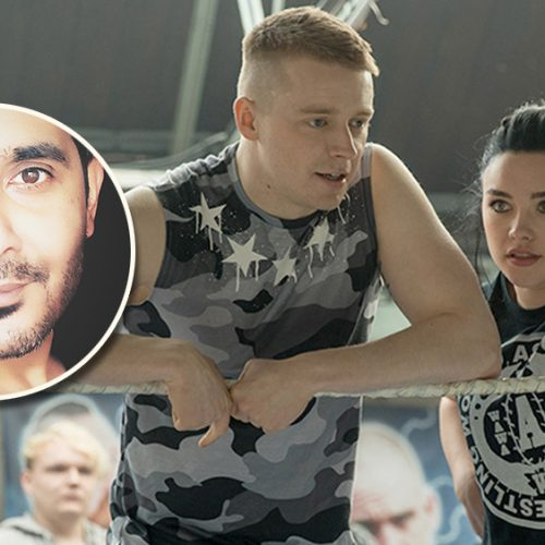 Fighting with My Family composer Vik Sharma discusses scoring for WWE Superstar Paige