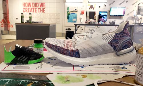Adidas celebrates urban runners with the Recode Festival