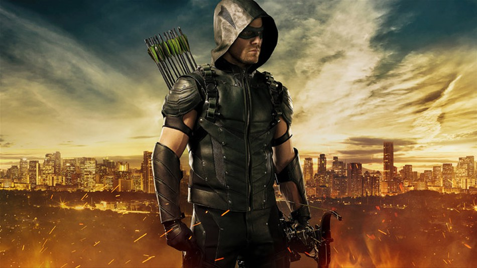 Arrow Oliver Queen Steven Amell
