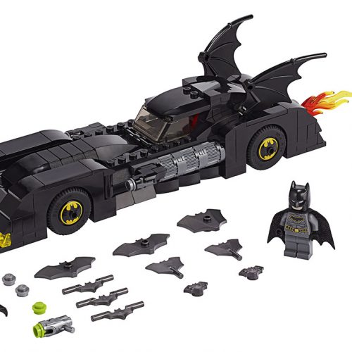 Batman's 80th Anniversary LEGO sets announced