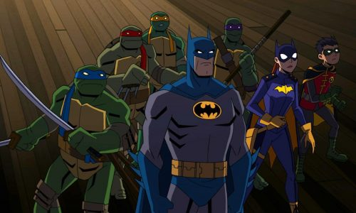 Prepare yourself for DC's 'Batman vs. Teenage Mutant Ninja Turtles' trailer