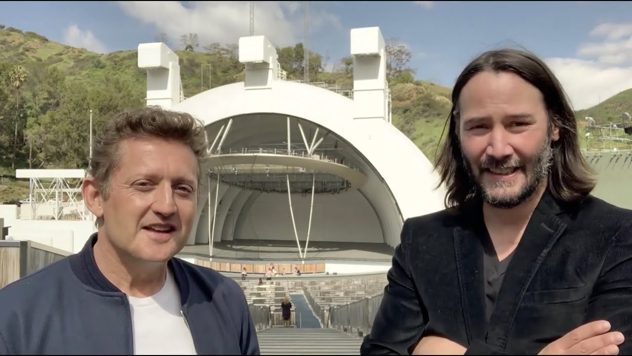 Bill and Ted 3 Alex Winters Keanu Reeves Bill & Ted Face the Music