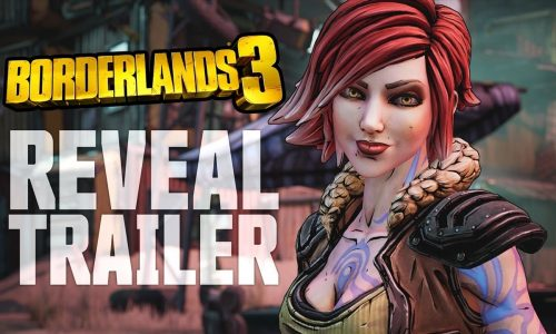 Borderlands 3 is official coming with new reveal trailer