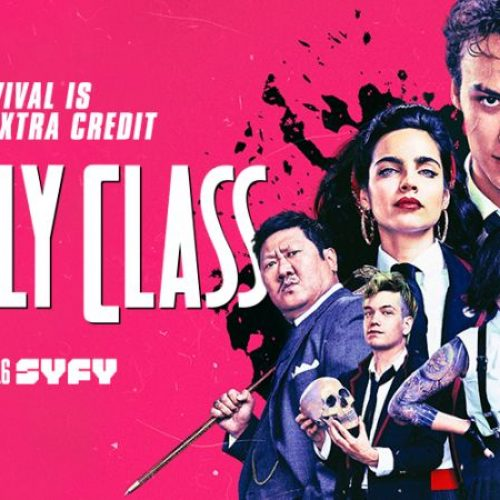 Preview the music from tonight's Deadly Class finale