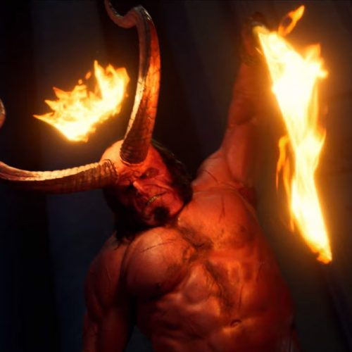 New red-band Hellboy trailer is more epic than the first