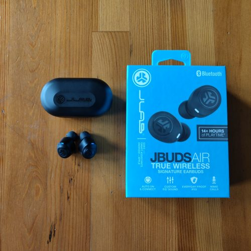 JLab's JBuds Air true wireless earbuds are easy on your wallet (review)