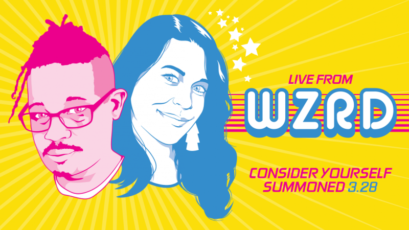 Live from WZRD, a magical variety show streaming now on VRV - Nerd