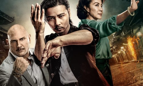Max Zhang on Master Z: Ip Man Legacy and going up against Dave Bautista