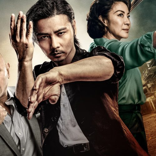 Director Yuen Woo-Ping on Master Z: Ip Man Legacy and working with Dave Bautista and Michelle Yeoh