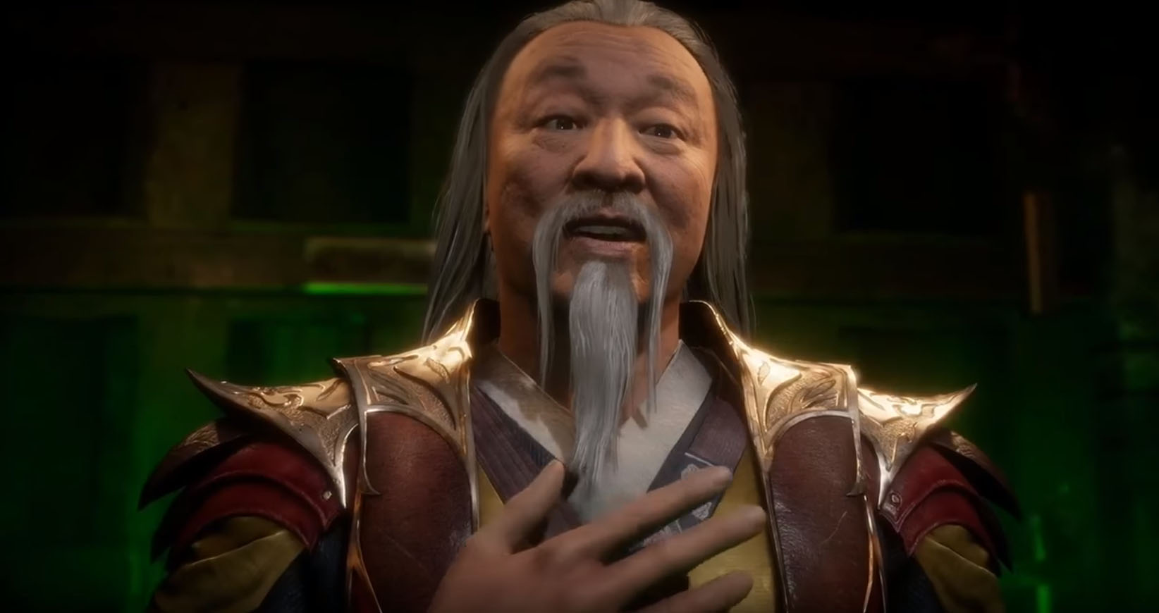 Shang Tsung Revealed as the First DLC Fighter in Mortal Kombat 11