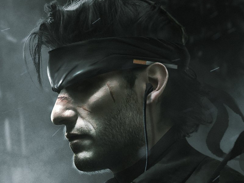 Oscar Isaac as Solid Snake Metal Gear Solid thumb