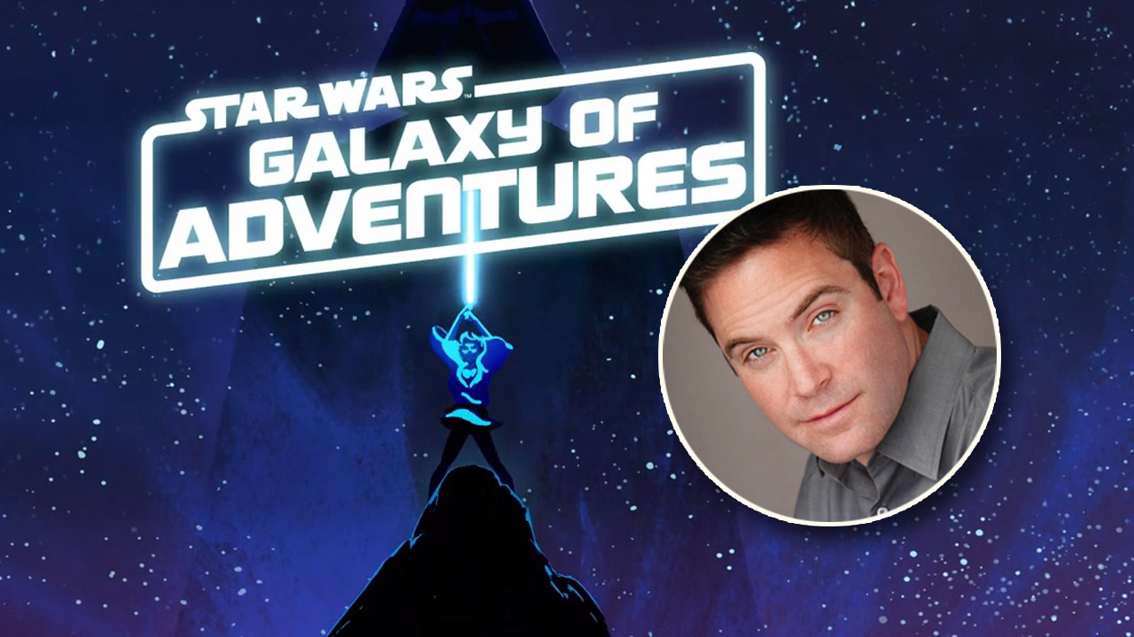 Ryan Shore Star Wars Galaxy of Adventures