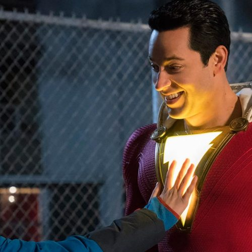 Shazam reactions are here, and the critics are loving it