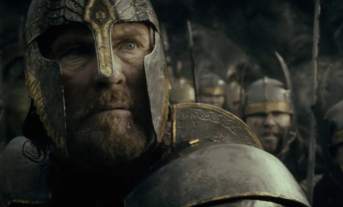 The Lord of the Rings Elendil