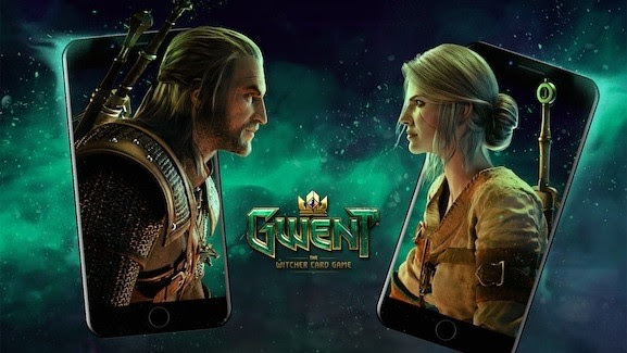 The Witcher Gwent Card Game