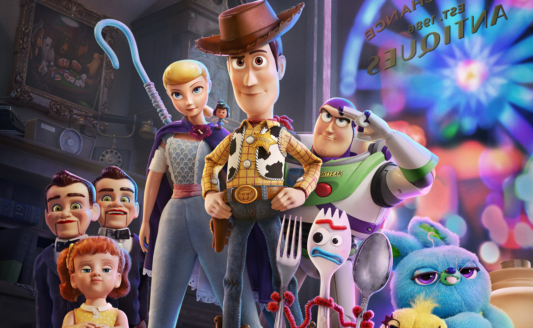 Toy Story 4 poster thumb