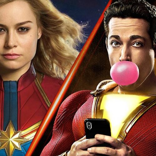 Shazam's Zachary Levi urges fans to stop hating on Captain Marvel