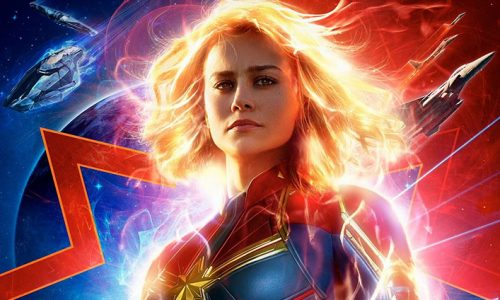 Captain Marvel opening weekend estimated to make over $145 million