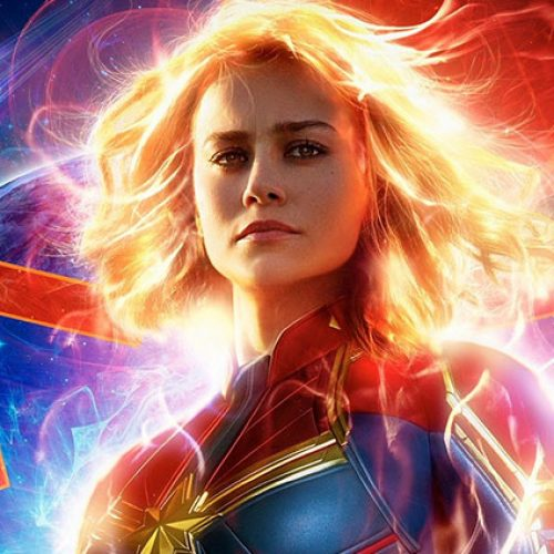 Captain Marvel reaches $900 million worldwide over the weekend