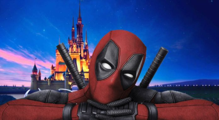 disney deadpool fox ryan reynolds