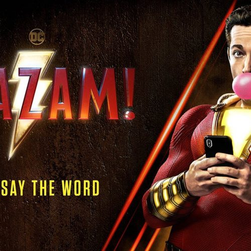 Shazam! Hollywood premiere ticket giveaway