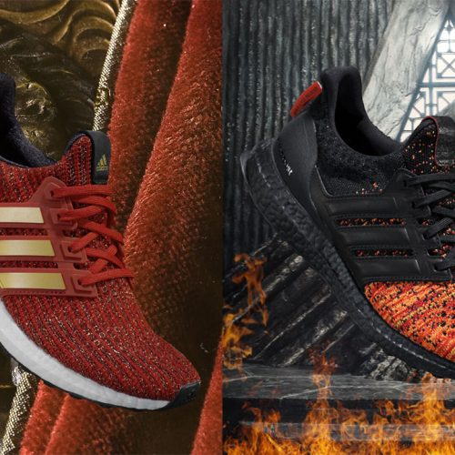 Adidas x Game of Thrones Ultraboost shoes coming in time for final season
