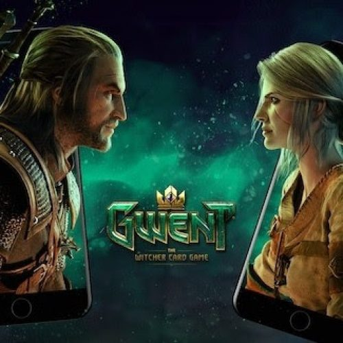 The Witcher card game, Gwent, is coming to mobile