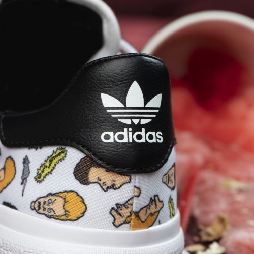 Adidas x Beavis & Butt-Head second collection coming this spring