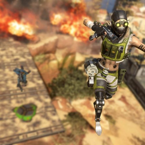 Apex Legends kicks off first battle pass, plus new character Octane